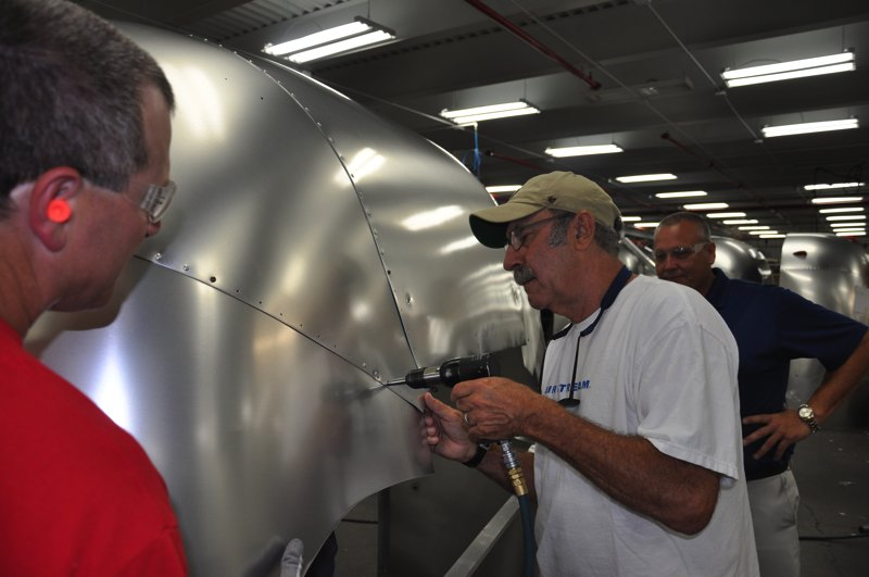 Airstream Factory Tour – August 20th