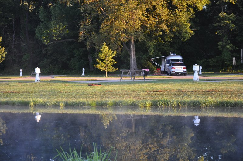 Follow The River RV Park – Sept. 8th