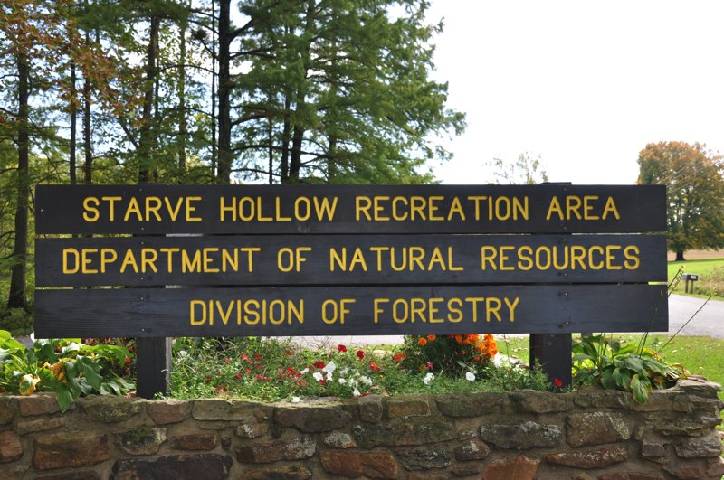 Starve-Hollow State Recreation Area