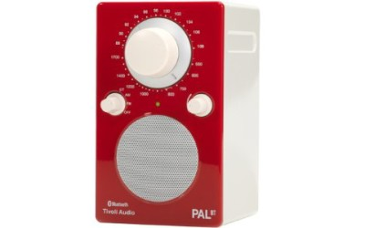 Tivoli Audio PALBTGR PAL BT Bluetooth Portable AM/FM Radio