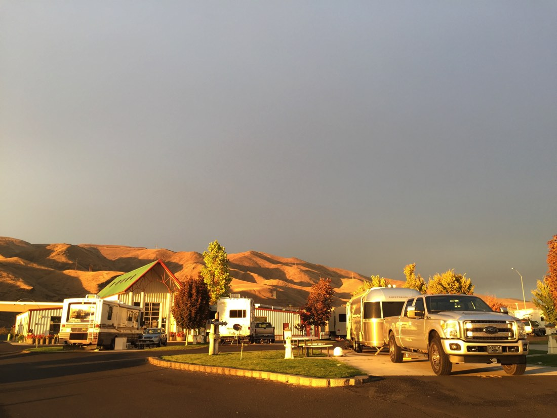 Hells Canyon RV Park
