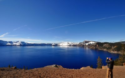Bend, Oregon and Crater Lake