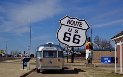 Route 66 Podcast Story Board