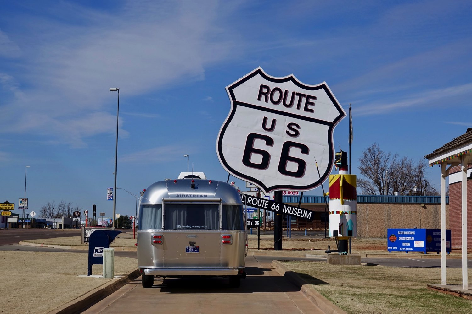 Route 66 Museum, Elk City, Oklahoma