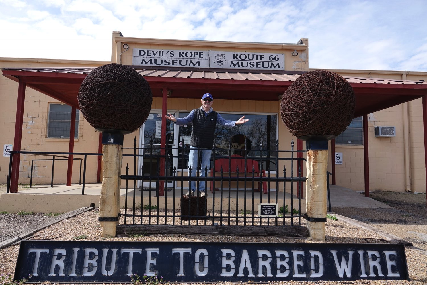 McLean, Texas Devil's Rope Museum