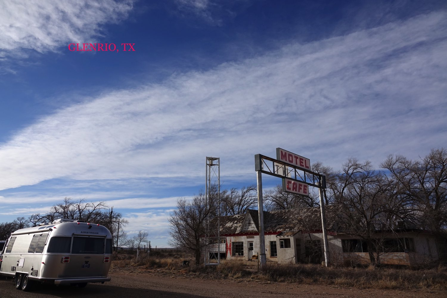 Last Motel in Texas, Glenrio